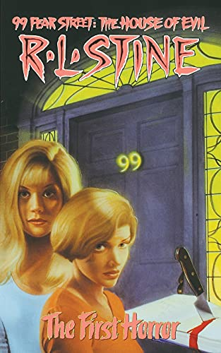 9780671885625: The First Horror (Fear Street)