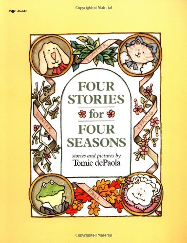 9780671886332: Four Stories for Four Seasons