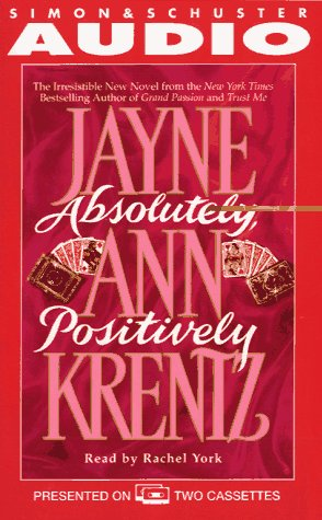 Absolutely Positively Cassette: Krentz, Jayne Ann