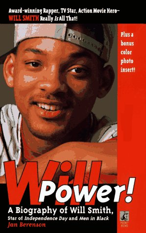 9780671887841: Will Power! A Biography Of Will Smith