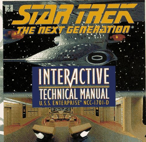 9780671890780: Star Trek the Next Generation Cd Rom