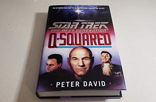 9780671891527: Q-squared (Star Trek: The Next Generation)