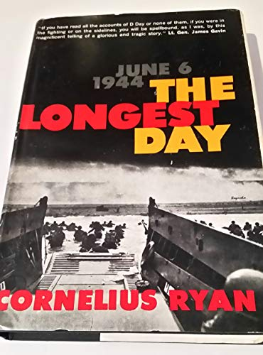 9780671891558: The Longest Day: June 6, 1944
