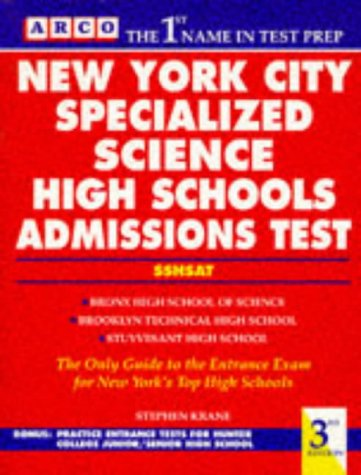 New York City Specialized Science High Schools: Stephen Krane, Stephen
