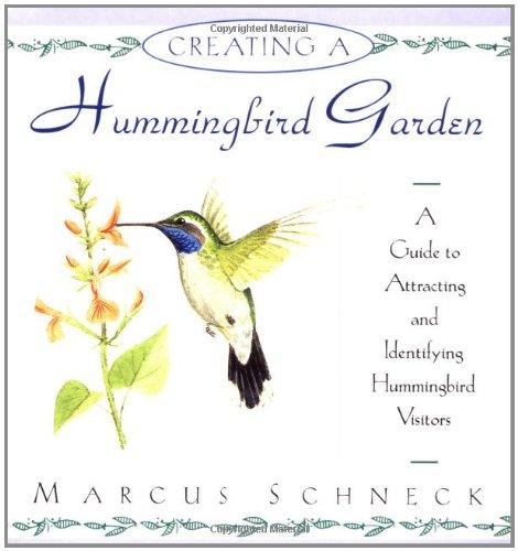 9780671892456: Creating a Hummingbird Garden