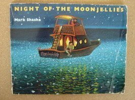 9780671892821: Night of the Moonjellies