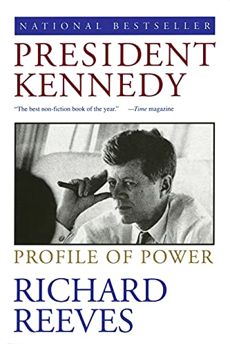 9780671892890: President Kennedy: Profile of Power