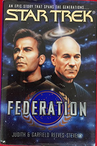 9780671894221: Star Trek: Federation (Star Trek (trade/hardcover))