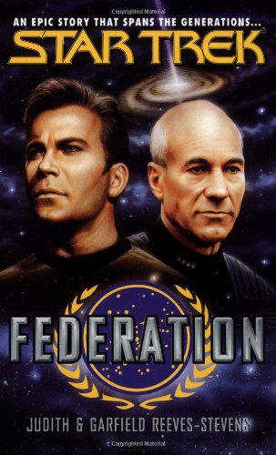 Federation (Star Trek) (0671894234) by Reeves-Stevens, Judith; Reeves-Stevens, Garfield