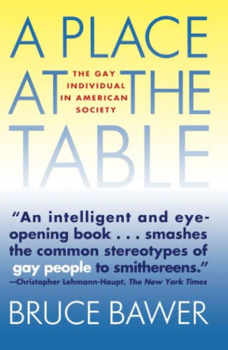 9780671894399: Place at the Table: The Gay Individual in American Society