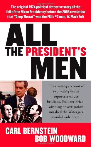 9780671894412: All the President's Men: 20th Anniversary Ed