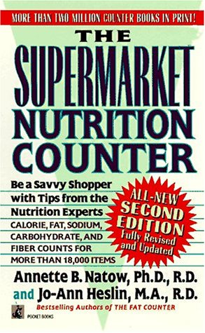 9780671894733: The SUPERMARKET NUTRITION COUNTER SECOND EDITION