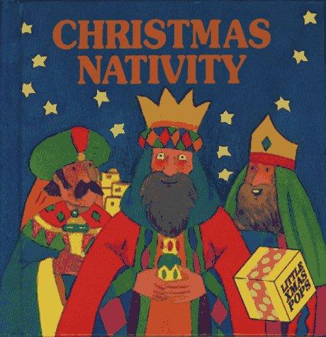 9780671895174: Christmas Nativity (Little Christmas Pops)