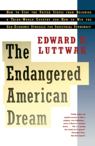 9780671896676: Endangered American Dream