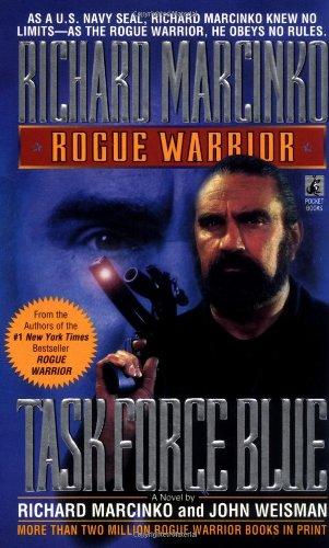 9780671896720: Task Force Blue (Rogue Warrior)