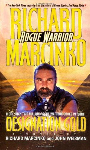 9780671896744: Designation Gold (Rogue Warrior)