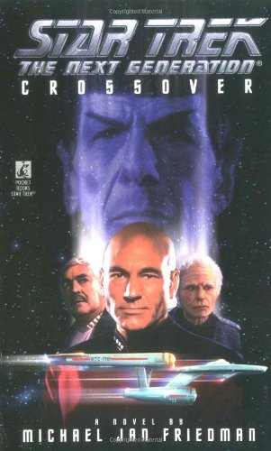 9780671896768: Crossover (Star Trek: The Next Generation)