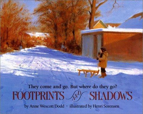 9780671899059: Footprints and Shadows
