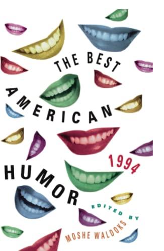 9780671899400: Best American Humor 1994 (Best American Humor)