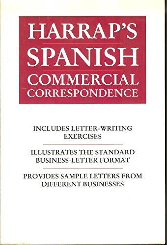 Harrap's Spanish Commercial Correspondence: Paine, Michael