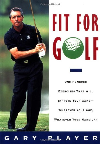 9780671899943: Fit for Golf