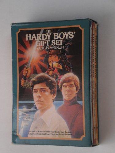 9780671918163: The Hardy Boys Gift Set: Night of the Werewolf / The Mystery of the Samurai Sword / The Pentagon Spy