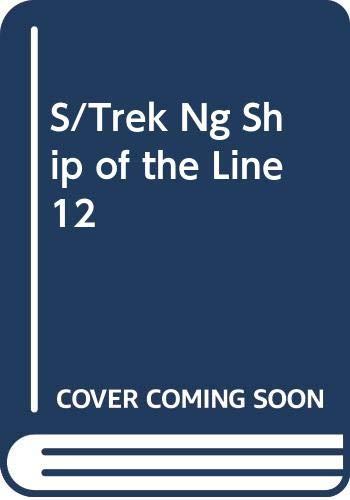 9780671932008: Ship of the Line: The First Voyage of the Enterprise 17017-E1