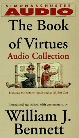 9780671934477: The Book of Virtues: Audio Collection, Volumes I & II