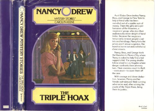 9780671954901: The Triple Hoax