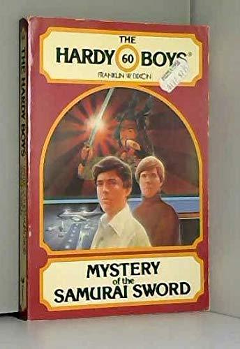9780671954970: Mystery of the Samurai Sword (The Hardy Boys #60)