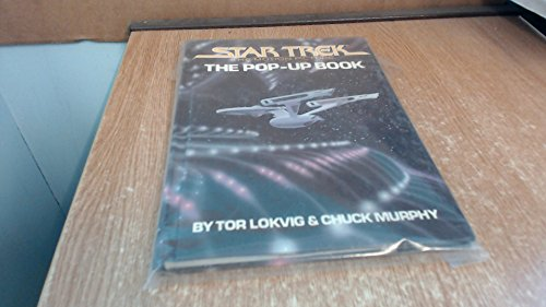 9780671955366: Star Trek: The Motion Picture- The Pop-Up Book