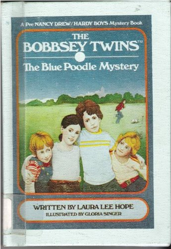9780671955465: Bobbsey Twins: The Blue Poodle Mystery