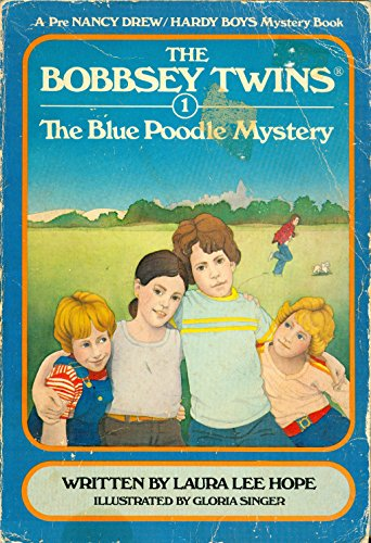 9780671955540: The Blue Poodle Mystery (Bobbsey Twins, No.1)