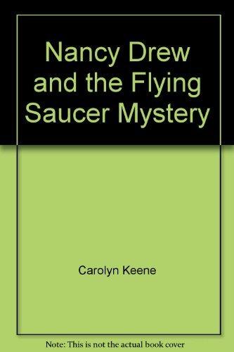 9780671956011: The Flying Saucer Mystery (Nancy Drew #58 )