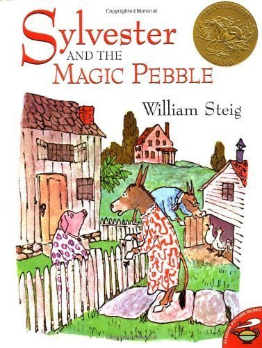 Sylvester and the magic pebble: Steig, William