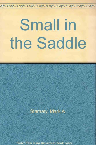 9780671961114: Small in the Saddle