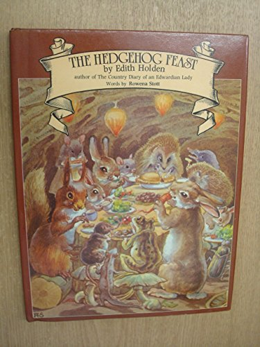 9780671961930: The Hedgehog Feast