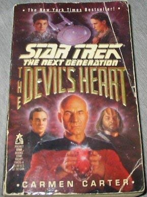 9780671977580: The Devil's Heart (Star Trek: The Next Generation)