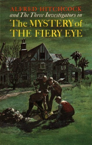 9780672038211: Alfred Hitchcock and the Three Investigators in the Mystery of the Fiery Eye