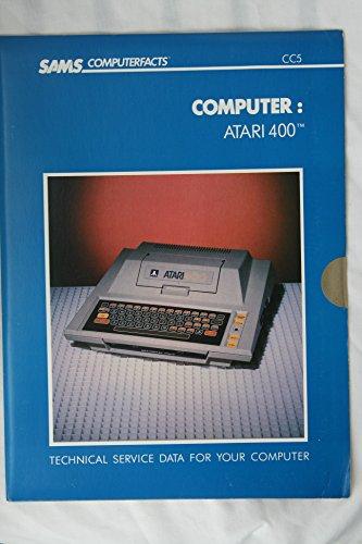 9780672089114: Atari 400 Computer Cc-5 (Sams Computerfacts Series)