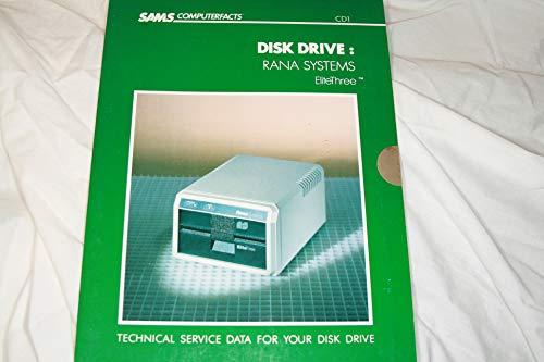 9780672089367: Disk Drive: Radio Shack Trs-80 Models 26-1160,26-1161/Cd7 (Sams Computerfacts)