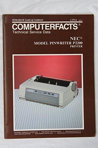 9780672090530: Nec Pinwriter P2200