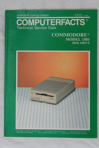 9780672090585: Commodore Model 1581 Disk Driv