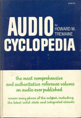 Audio Cyclopedia: Howard M. Tremaine