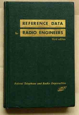 Reference Data For Radio Engineers: Howard W. Sams
