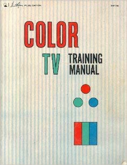 Color-TV Training Manual: Howard W. Sams
