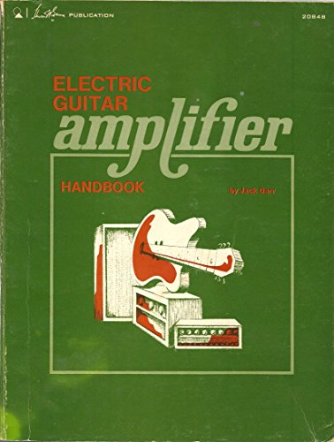 9780672208485: Title: Electric guitar amplifier handbook