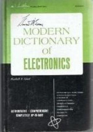 9780672208522: Modern dictionary of electronics