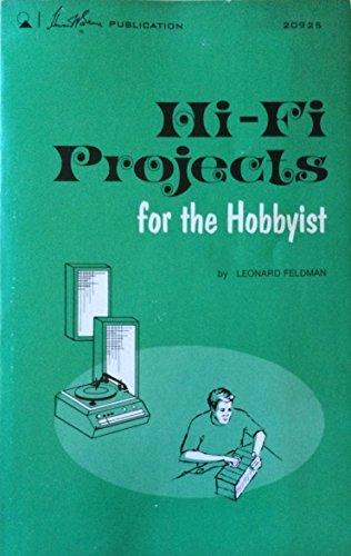 9780672209253: High Fidelity for the Hobbyist