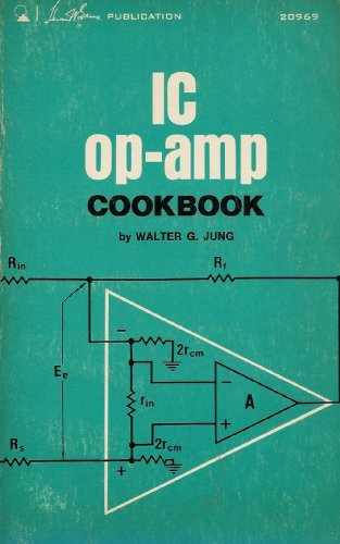 9780672209697: Integrated Circuit Operational Amplifier Cookbook